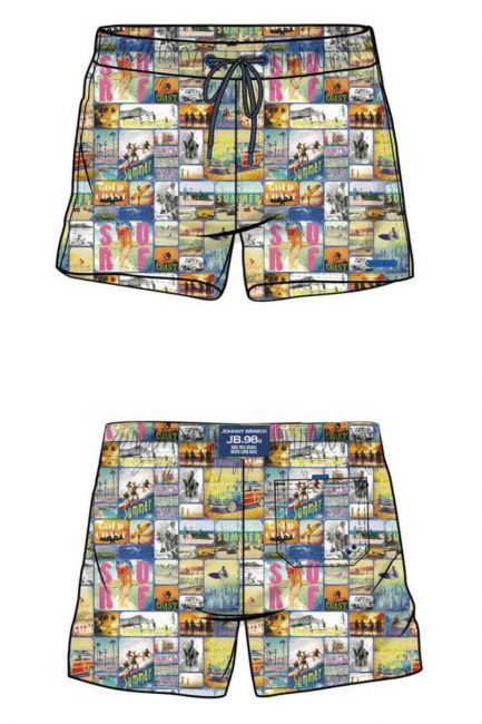 Мужские шорты для купания Johnny Brasco Man W 958366 B