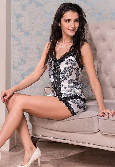 Пижама Mia-Mia PAULINA 8162