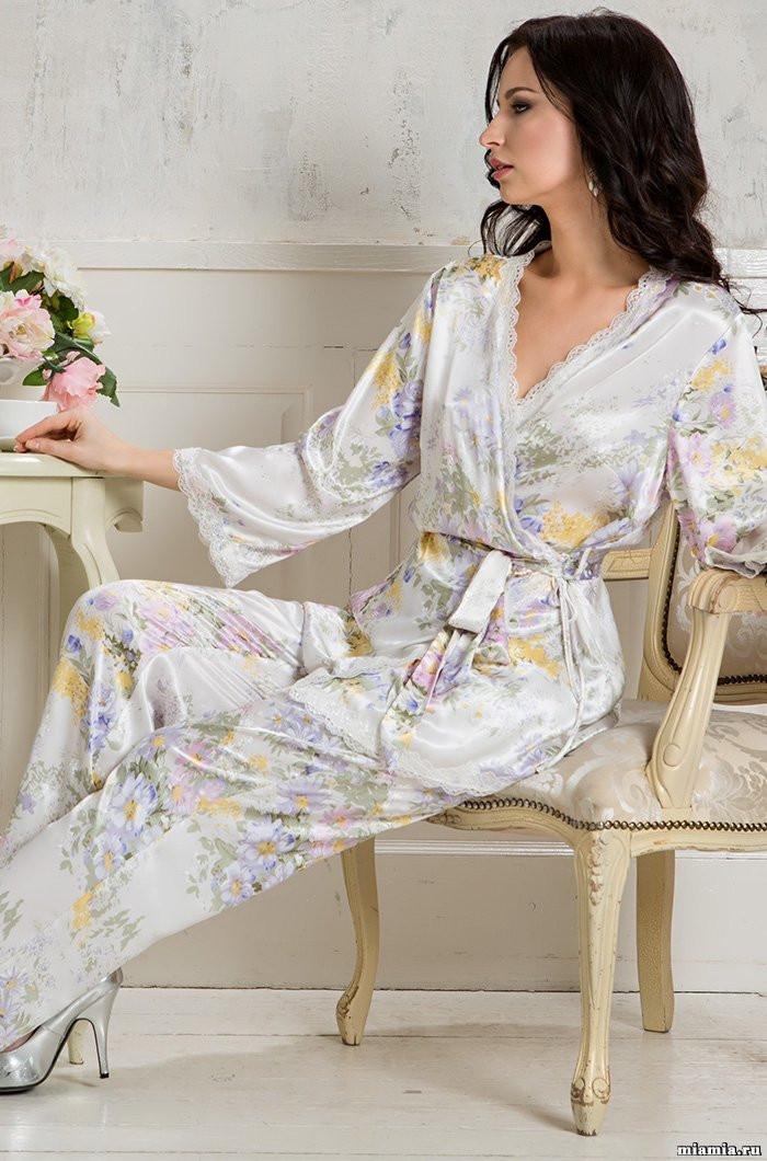 Пижама, шёлк Mia-Mia 5995
