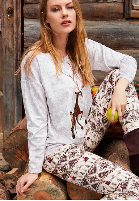 Пижама Penye Mood  8412