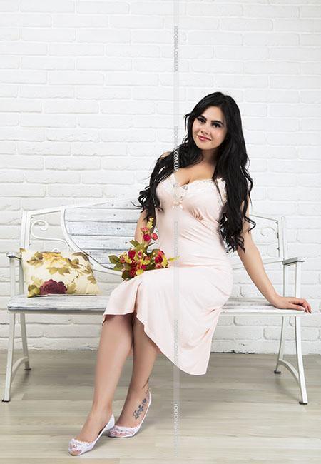 Сорочка Vanilla 2266