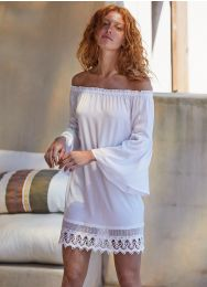 Пляжное платье, вискоза Ysabel Mora 85690