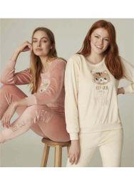 Пижама Feyza 3514