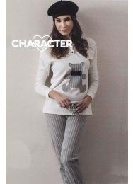 Пижама, хлопок  Character Р906