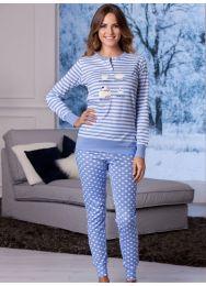 Пижама, хлопок  Cotonella DD852