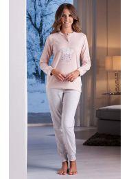 Пижама, хлопок  Cotonella DD865