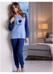Пижама, хлопок  Cotonella DD866