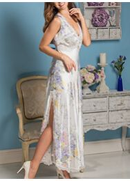Шёлковая сорочка Mia-Mia Лилианна  5998