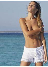 Шортики пляжные YSABEL MORA 85478