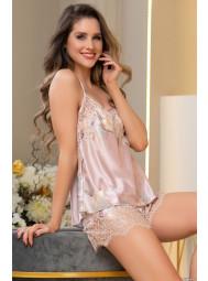 Шелковая пижама Mia-Mia MILINDA 3722