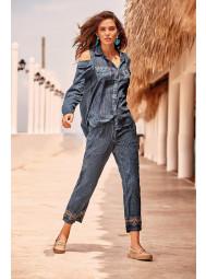 Пляжные брюки, хлопок Iconique IC9-098