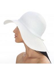 Шляпа пляжная с широкими полями Del Mare D 179-02