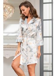 Атласная рубашка Mia-Mia Sofi 8847