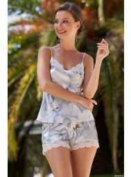 Шёлковая пижама Mia-Mia NOVELLA 3602