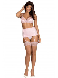Чулки Obsessive Girly stockings