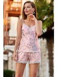 Шёлковая пижама Mia-Mia ROSEMARY 8692